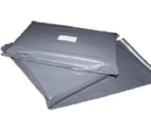 Grey Mailers 250mm x 300mm